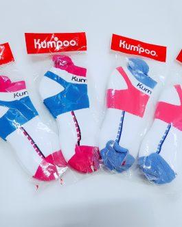 ถุงเท้า Kumpoo ข้อสั้น