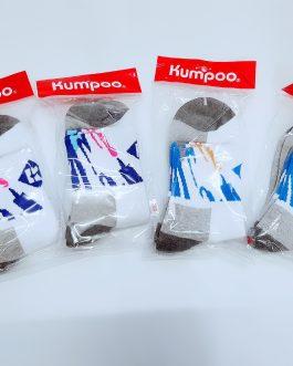 ถุงเท้า Kumpoo ข้อกลาง